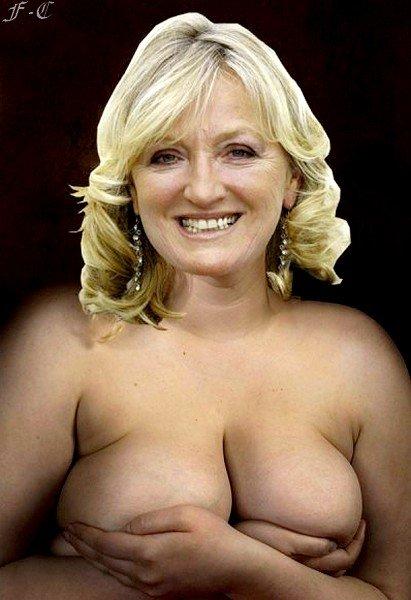 Charlotte de Turckheim  nackt